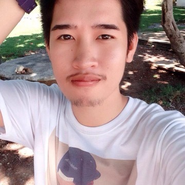 Champp Chalermwut, 26, Pattaya, Thailand