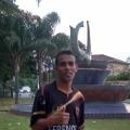 Daniel Santana, 27, Sao Paulo, Brazil