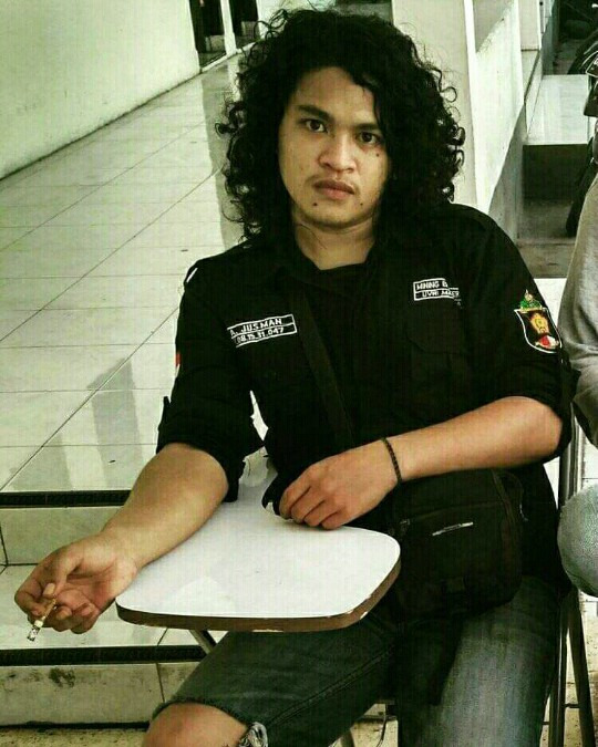 Andi Jusman, 26, Makassar, Indonesia