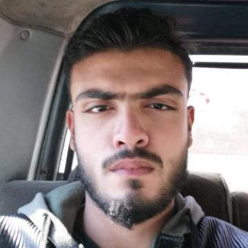 Ali mohammed, 21, Baghdad, Iraq