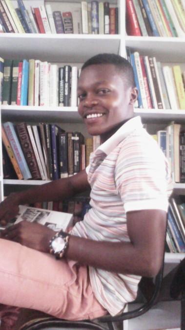 Cosmas, 27, Mombasa, Kenya