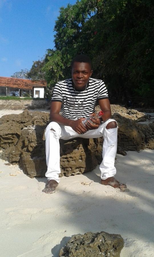 Cosmas, 28, Mombasa, Kenya