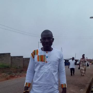 Jonathan ODJER, 41, Kumasi, Ghana
