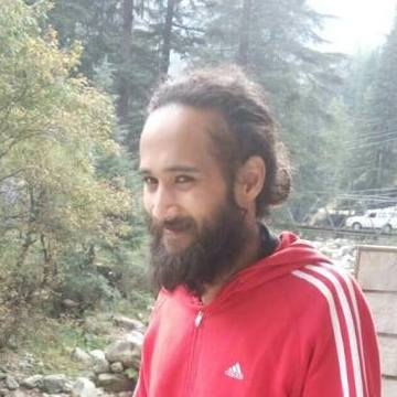 Goldy Saini, 29, New Delhi, India