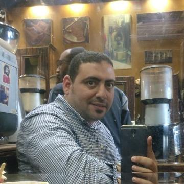 Mohammad Ibrahim, 30, Cairo, Egypt