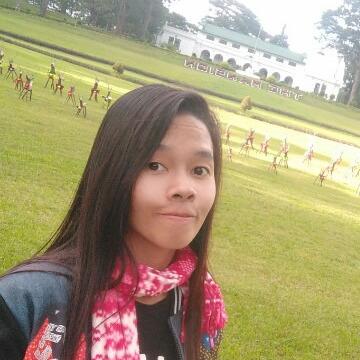 Angela Dungca, 24, Angeles City, Philippines