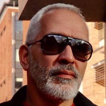 Eugene Nice, 56, Atlanta, United States