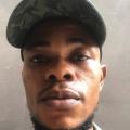 King Psalm, 26, Lagos, Nigeria