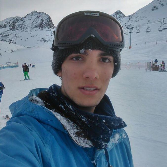 Guille Masuet Cuffi, 22, Barcelona, Spain