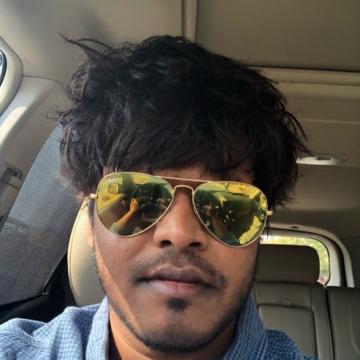 Sanjeev Myaka, 28, Secunderabad, India