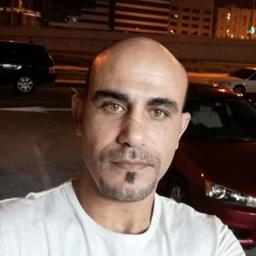 Haysam Haysam, 34, Abu Dhabi, United Arab Emirates