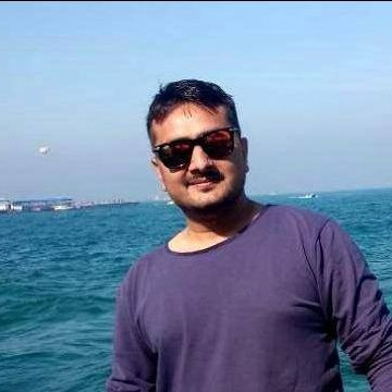 Deepak Sharma, 30, Jaipur, India