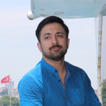 Aliakbar Shabani, 25, Izmit, Turkey