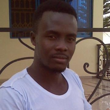 Osei Quami Richard, 30, Kumasi, Ghana