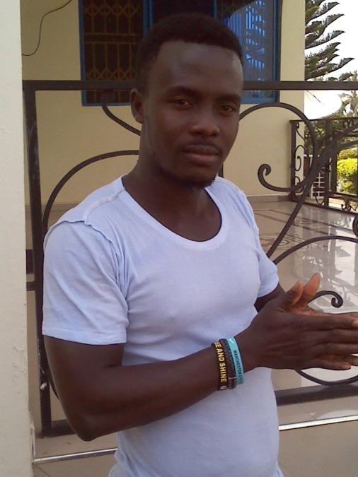 Osei Quami Richard, 32, Kumasi, Ghana