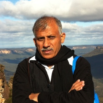 Amanullah, 57, Abu Dhabi, United Arab Emirates