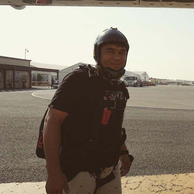 Sahbat, 40, Dubai, United Arab Emirates