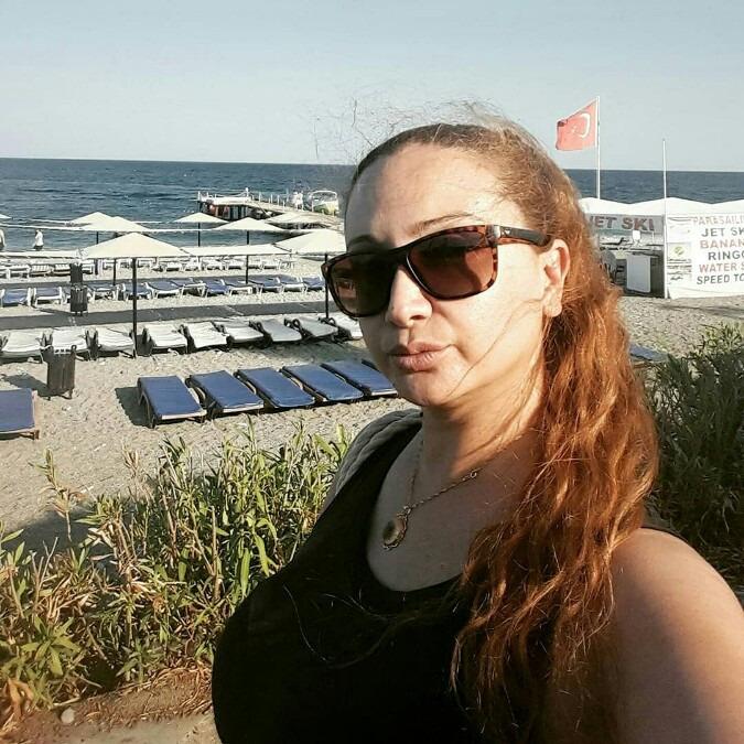 Nilufer Celik, 31, Istanbul, Turkey