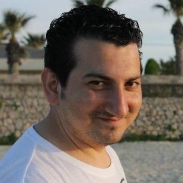 Mustafa Aksu, 36, Istanbul, Turkey