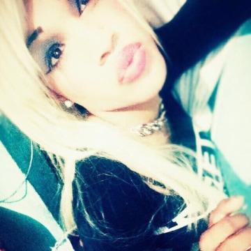 Andrea Penia, 20, Buenos Aires, Argentina