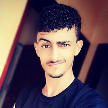 Morad Adel, 20, Sana'a, Yemen