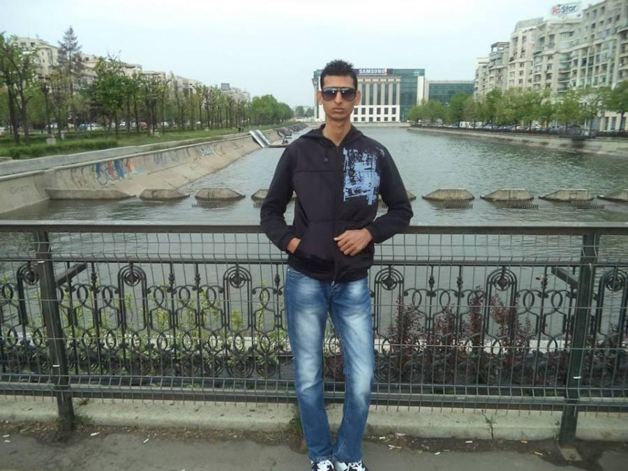 Hamid Ali, 26, Ichenhausen, Germany