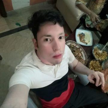 Atiq Malik, 30, Lahore, Pakistan
