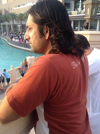 Abbas, 35, Dubai, United Arab Emirates