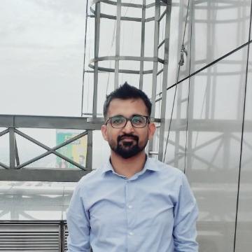 Osama Ali, 31, Rawalpindi, Pakistan