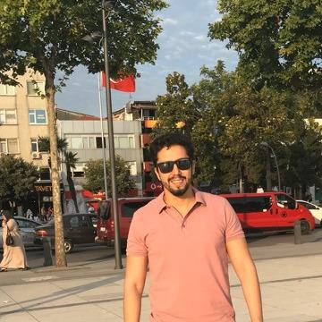 Med, 30, Istanbul, Turkey