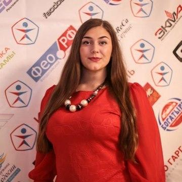 Anastasia, 24, Feodosiya, Russian Federation