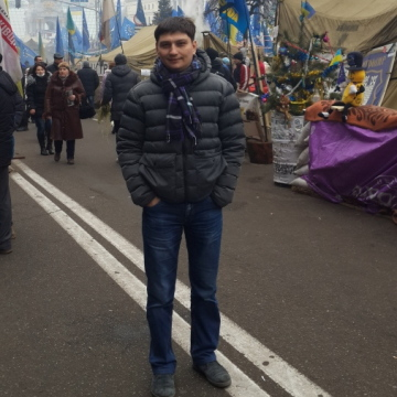 Igor Markevich, 42, Dnipro, Ukraine