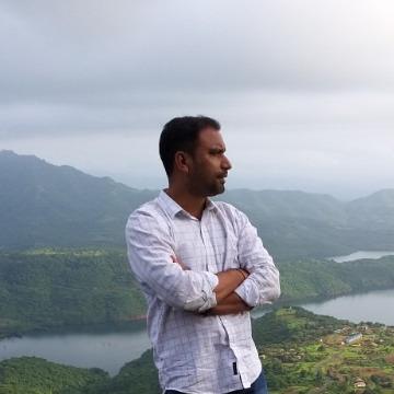Shri, 36, Pune, India