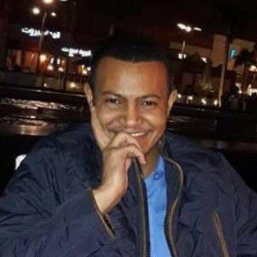 Ahmed elsir, 33, Khartoum, Sudan