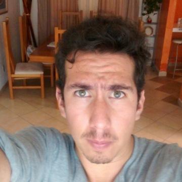 Joe Saenz Rico, 30, Mexico City, Mexico