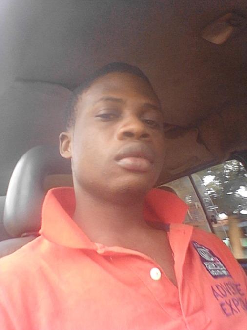 segun Akinoshun, 31, Lagos, Nigeria