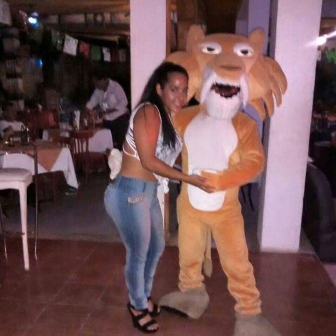Berta, 30, San Jose, Costa Rica