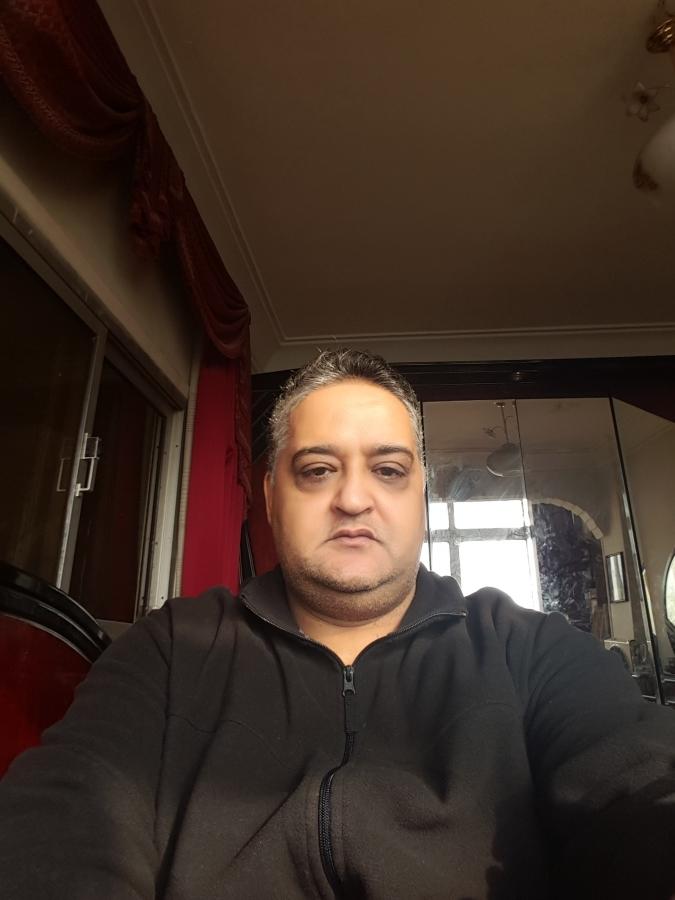 khaled, 47, Cairo, Egypt