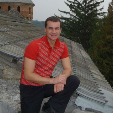 Ruslan Iakymenko, 41, Kiev, Ukraine