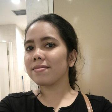 MELANI, 25, Sleman, Indonesia