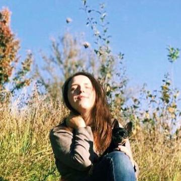 Nadine Matskiv, 21, Kiev, Ukraine