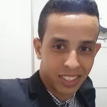 Abdel Jayi, 23, Kenitra, Morocco