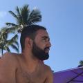 Pedro Silva, 25, Volta Redonda, Brazil