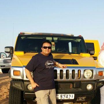 Ashraf, 43, Jeddah, Saudi Arabia