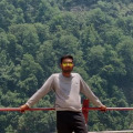 Raj Saraswat, 25, Jodhpur, India