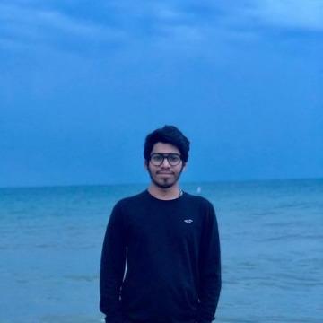 Dhirav Patel, 25, Toronto, Canada