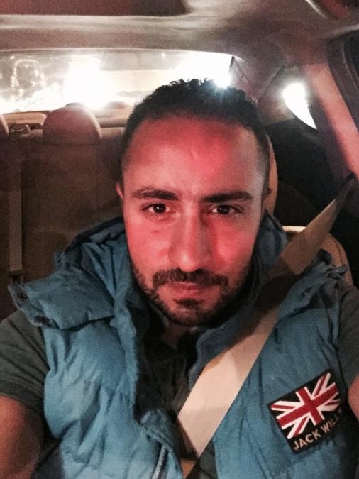 Memo, 36, Kuwait City, Kuwait
