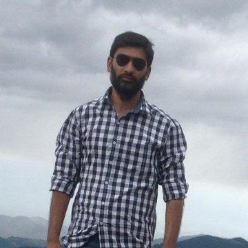 Yaawar Yousufzai, 33, Srinagar, India