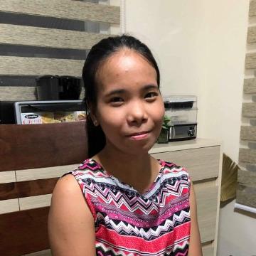 Tricia Aranda, 22, Bacolod City, Philippines