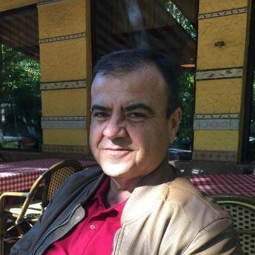 Mamoun Samhouri, 43, Astana, Kazakhstan